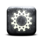 130548-whitewashed-star-patterned-icon-business-gear5