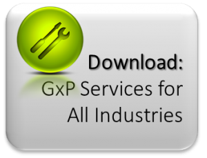 GxP for all industries download